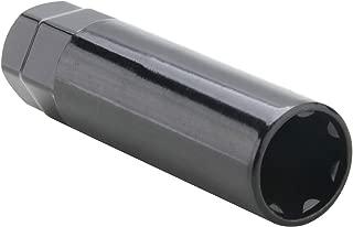 DCVAMOUS 1pc Spline Lug Nut Socket Wheel Nuts Key for 7-Spline Drive Small Diameter Lug Nuts 21mm 22mm or 13/16
