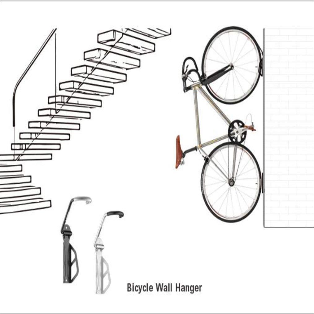B-D Plegable Soporte Bicicletas Pared Fácil De Instalar Puede ...