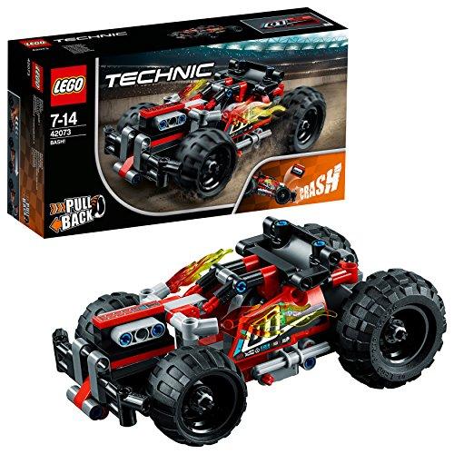 LEGO Technic 42073 Rückziehauto, Set für geübte...