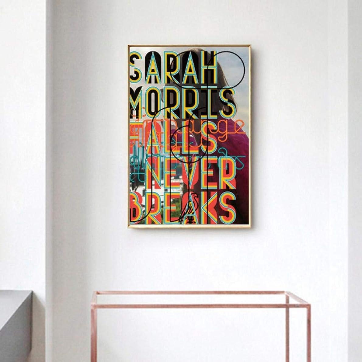 収束パーツボトルLlxhg?壁の装飾の抽象的なポスターと壁にキッチンキャンバス絵画の幾何学的な写真のための大きな画像を印刷する-50X70Cmフレームなし