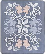Rug- Rectangle Carpet,Ultra Soft Short Flannel Light Color Large Area Rug Bath Mat Washable Soft mat