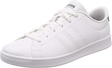 adidas advantage clean femme blanche