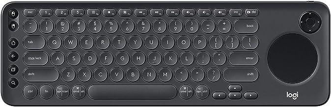 Wireless Mini Tastatur Und Maus Für Panasonic TX-55FZ802B 140cm Smart TV