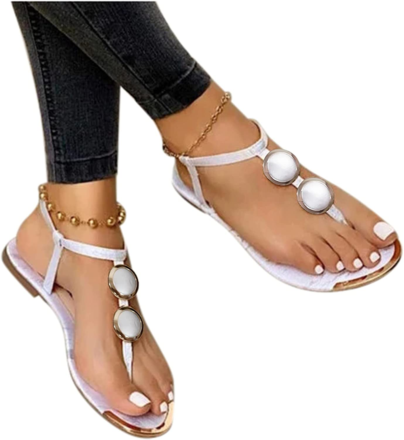 UOCUFY Sandals Some Dealing full price reduction reservation for Women Dressy Casual Women's Summer 2021 Comfy