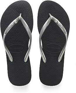 Havaianas Women's Slim Crystal Glamour Sw Flip Flops