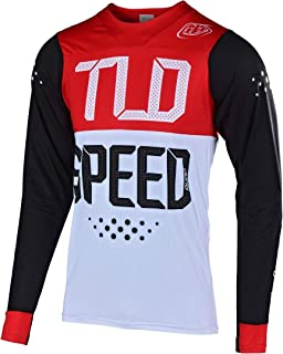 Troy Lee Designs Skyline Air L/S Speedshop Men's Off-Road BMX Cycling Jersey