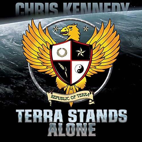 Terra Stands Alone audiobook cover art