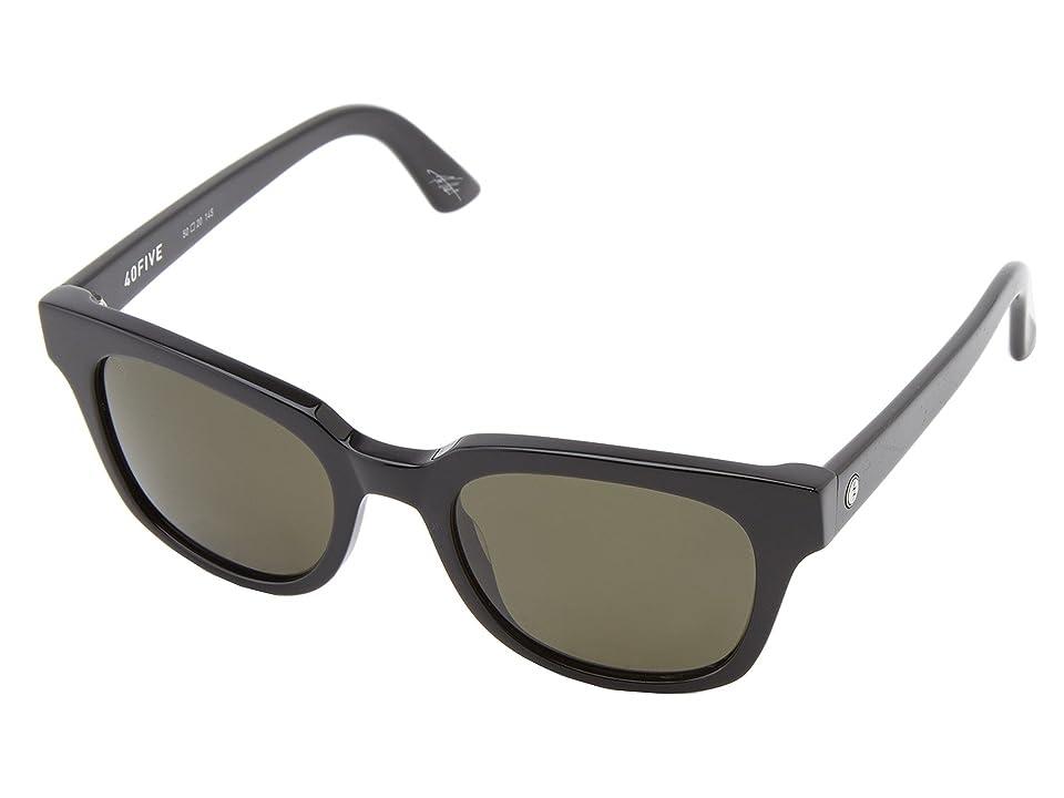Electric Eyewear 40Five (Gloss Black/M1 Grey Polar) Sport Sunglasses
