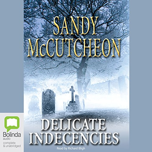 Delicate Indecencies audiobook cover art
