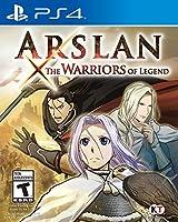 Arslan The Warriors of Legend (輸入版:北米) - PS4