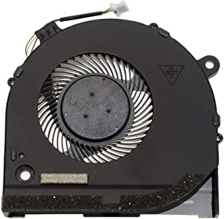 DREZUR CPU Cooling Fan Compatible for Dell Inspiron G3-3579 3779 G5 15 5587 Series Laptop Cooler 0TJHF2