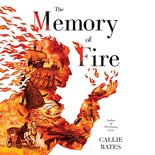 The Memory of Fire cover art