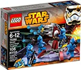 LEGO STAR WARS - Senate Commando Troopers, Multicolor (75088)