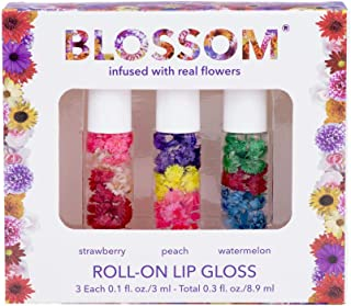 blossom flower lip gloss
