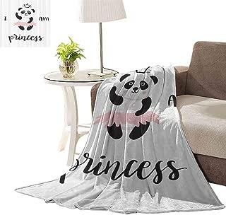 Best simply chic panda blanket Reviews