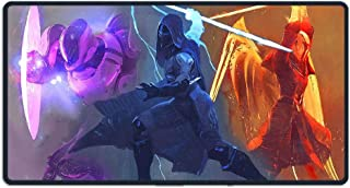 Large Destiny 2 Gaming Mouse Pad Mat Extended XXL Size for Desk,Laptop,Keyboard & More 16 X 29.5 Inch