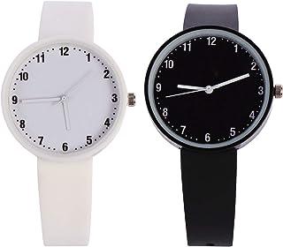 NICERIO 2Pcs Meninas Relógio de Pulso para Meninas Meninas Assistir Menina Com Relógio Menina Relógios para Meninas Pulsei...