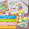 2600+ Pcs Planner Calendar Journal Chore Chart Stickers Set Elegant Design Accessories in Various Themes (Appointment, Activities, Holliday, Vacation etc.) #1