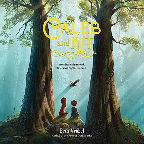 Caleb and Kit Audiobook By Beth Vrabel cover art