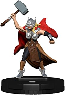 Marvel Heroclix The Mighty Thor #017 Thor complete with Card