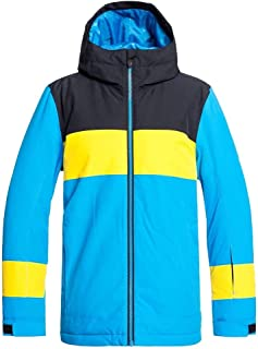 Quiksilver Boys Sycamore - Snow Jacket for Boys 8-16 Snow Jacket