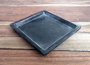 Versace Marble Soapstone Bath Tray (Black)