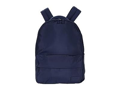 Lipault Paris City Plume Backpack (Navy) Backpack Bags