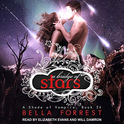 A Bridge of Stars audiobook cover art