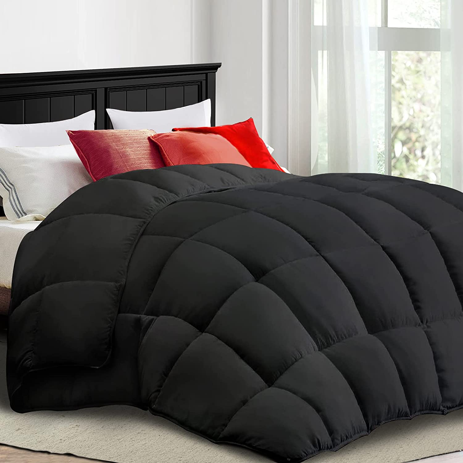 COONP All Season Twin Comforter Brand new Down Max 80% OFF Alternative Quilted Cooling