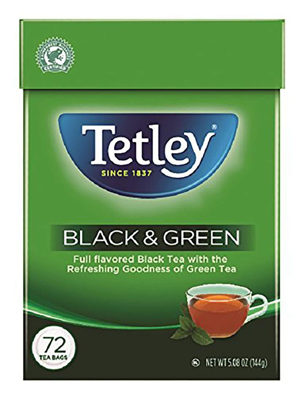 Tetley Tea Bags Black and famous Outlet ☆ Free Shipping Green 72 vary may Packaging Count