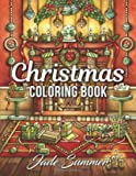 Christmas Coloring Book - An Adult Coloring Book with Fun, Easy, and Relaxing Designs