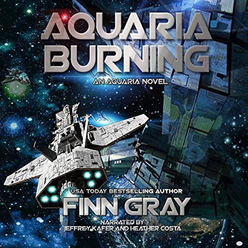 Aquaria Burning cover art