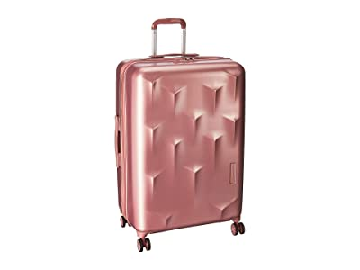 Hedgren 24 Carve MEX Expandable Spinner (Blush) Luggage