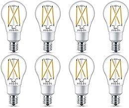 Philips LED 548973 LED Light Bulb, White, 8 Count