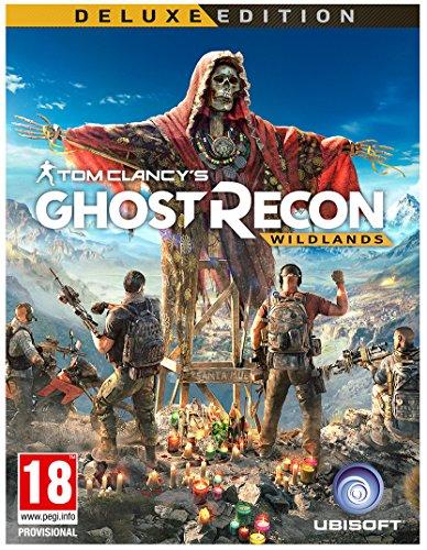 PS4 Tom Clancy's Ghost Recon Wildlands - Deluxe Edition - PREOWNED