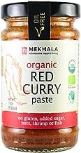 Mekhala Organic Gluten-Free Thai Red Curry Paste 3.53oz