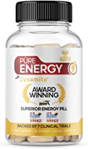 AZOTH Pure Zynamite Energy Supplement - Boost Energy and Focus, Decrease Fatigue, Increase Brain Power & Physical Performa...