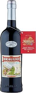 Braulio Bitter di Riserva Amaro Alpino, a Base di Erbe, Bacche e Radici, 70cl