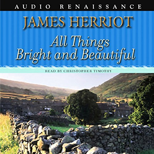 All Things Bright and Beautiful audiobook cover art