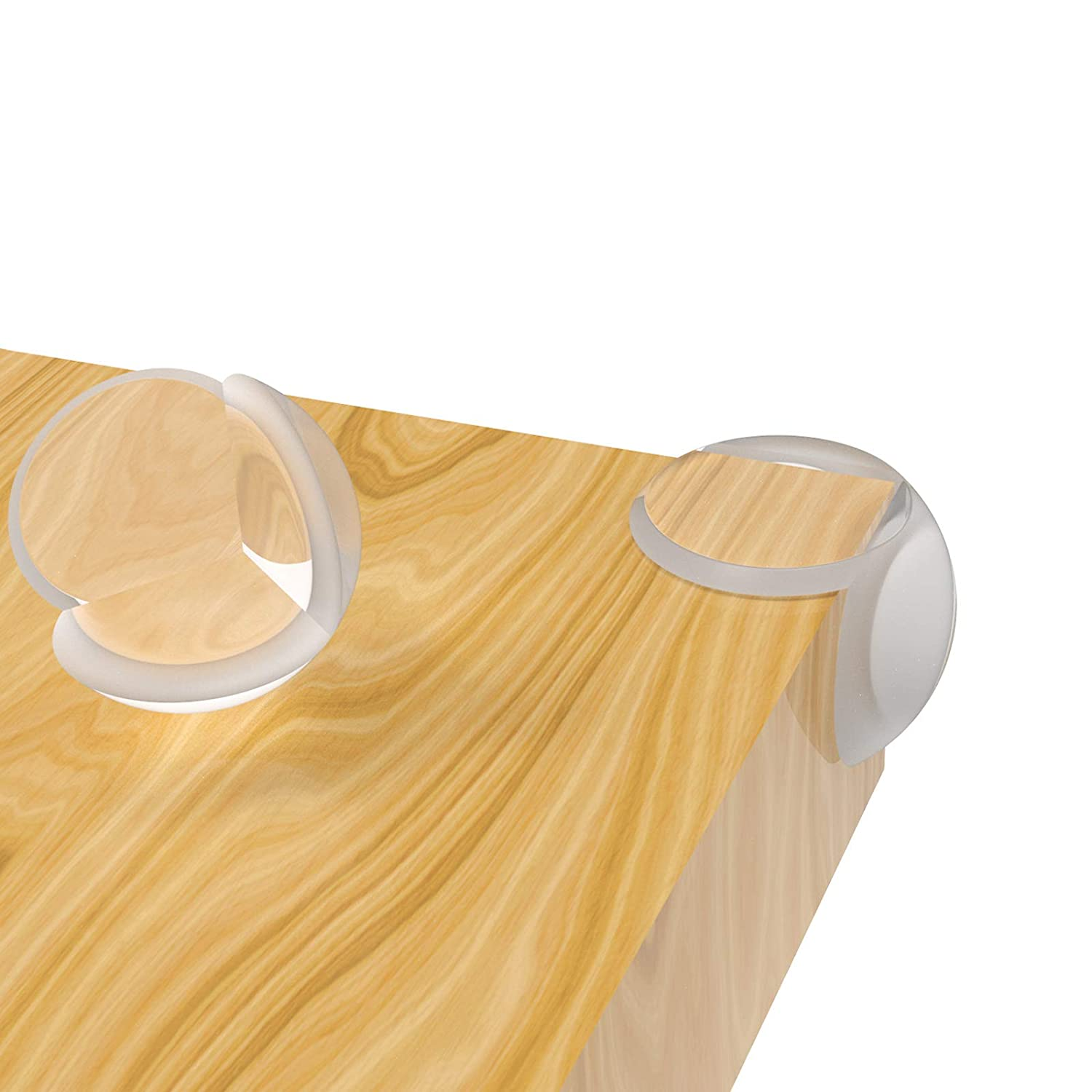 Corner Protector, Baby Proofing Corner Guards,Table Corner Protectors for Baby (24 Pack) by Anairo