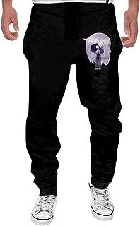 Mens Amethyst Men's Casual Sweatpants Pants