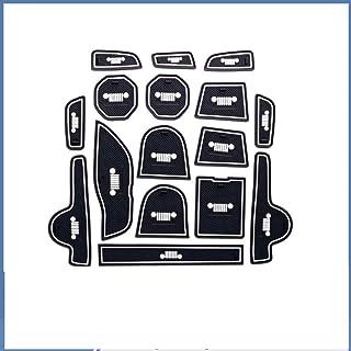 JIRENSHU Tableau de Bord de Voiture Anti-adh/érent Anti-poussi/ère Anti-d/érapant Porte-cl/és Lunettes Porte-Monnaie t/él/éphone Portable Pad Anti-d/érapant