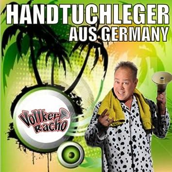 Handtuchleger aus Germany