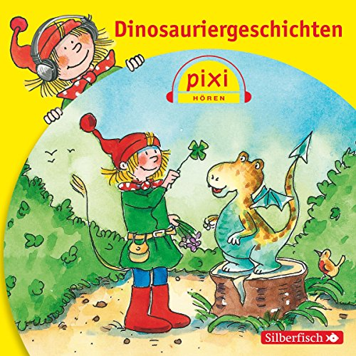 Dinosauriergeschichten audiobook cover art