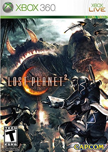 Lost Planet 2 - Xbox 360 by Capcom