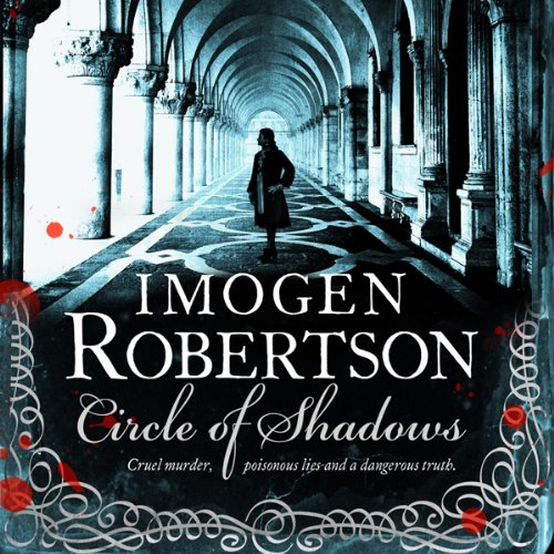 Circle of Shadows audiobook cover art
