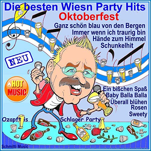 Wooly Bully (Volle Pulle Bier Mix)