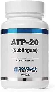 Douglas Laboratories - ATP-20 (Sublingual) - Adenosine Triphosphate Dissolvable Tablet for Cellular Energy Support - 60 Tablets