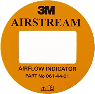 3M Airflow Indicator 061-44-01R01, Paperboard/Synthetic Fibre, for Airstream High Efficiency Headgear System
