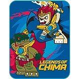 LEGO Legends of Chima Überwurf aus Plüsch  120 x
